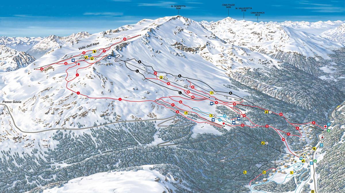 Santa Caterina - Alta Valtellina