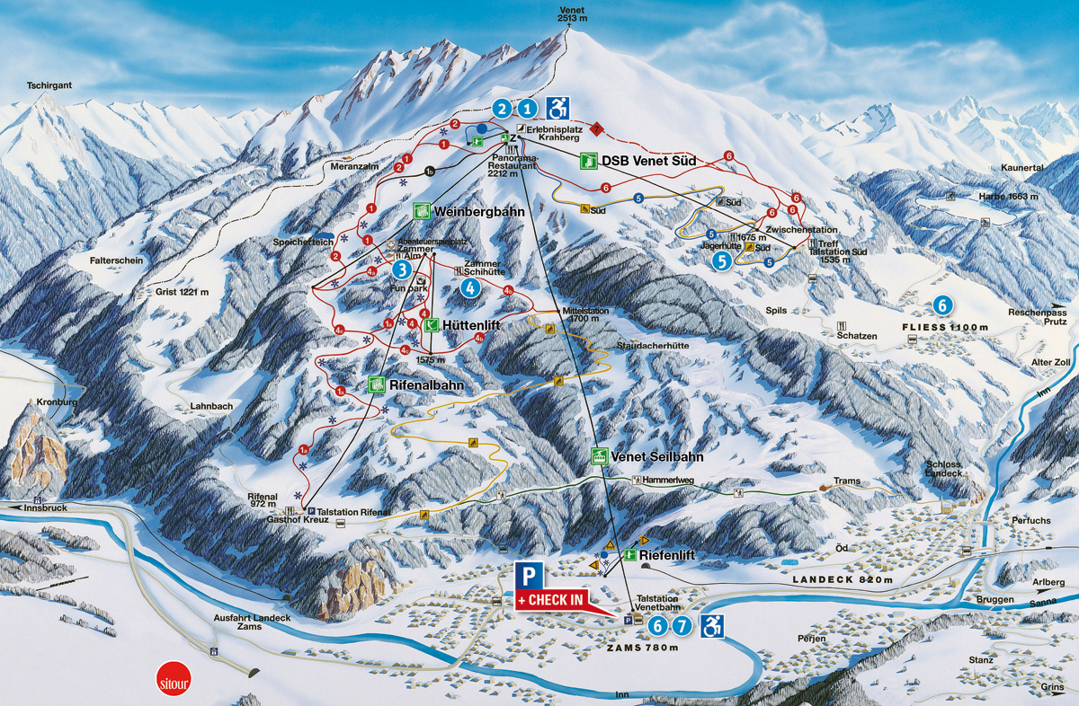 Venet - Tyrolsko